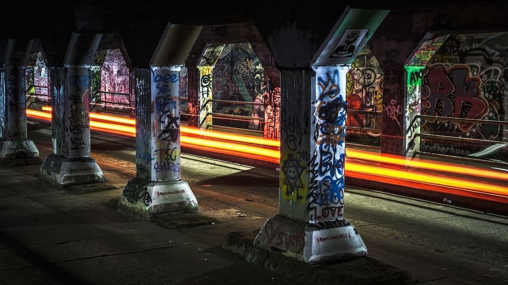 krog tunnel graffiti