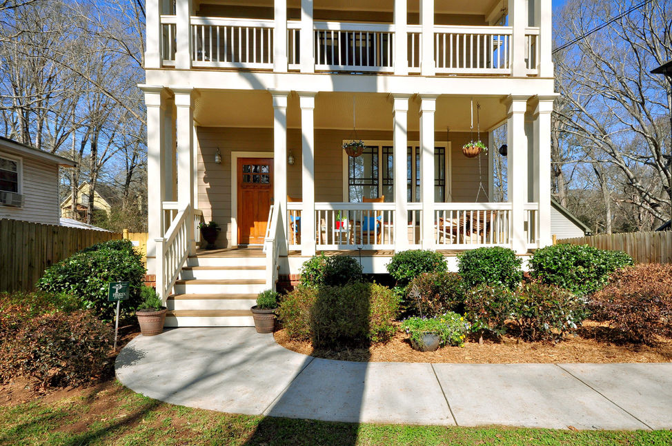 What Is Curb Appeal A Is For Atlanta
