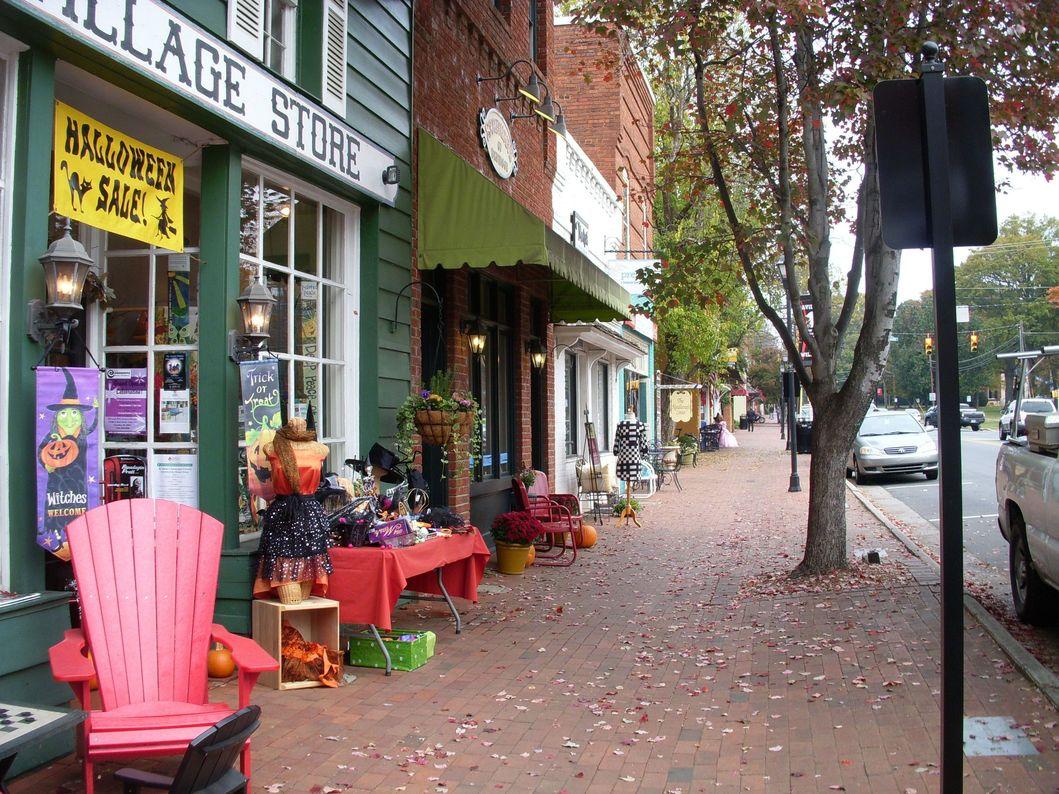 Village Store On Main Street Davidson, NC