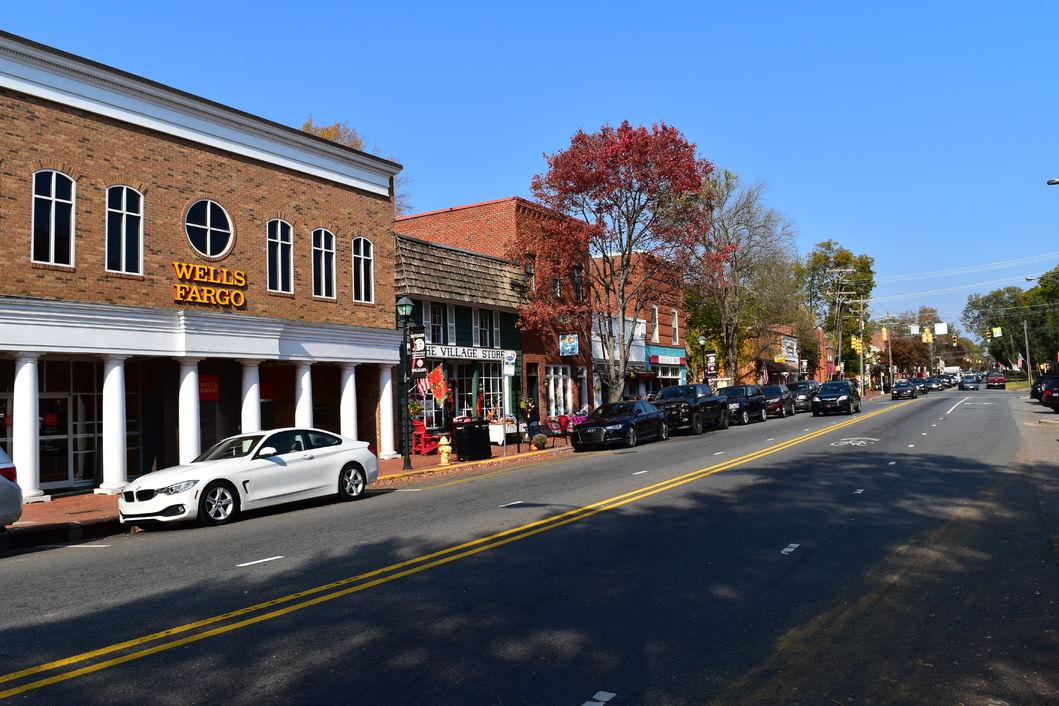 Main Street Davidson, NC - Coolest Suburb