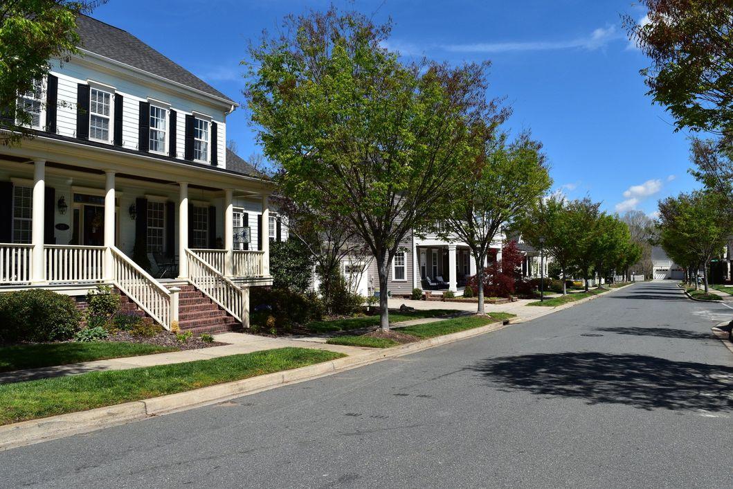 New Neighborhood - Old Davidson Homes