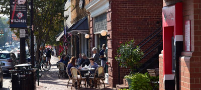 Davidson Is The Richest Town In NC