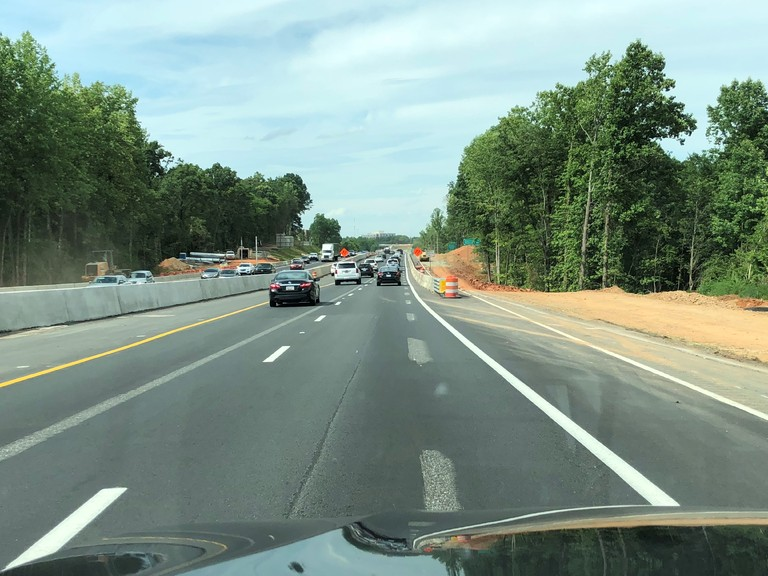 I-77 Toll Construction & Cancellation