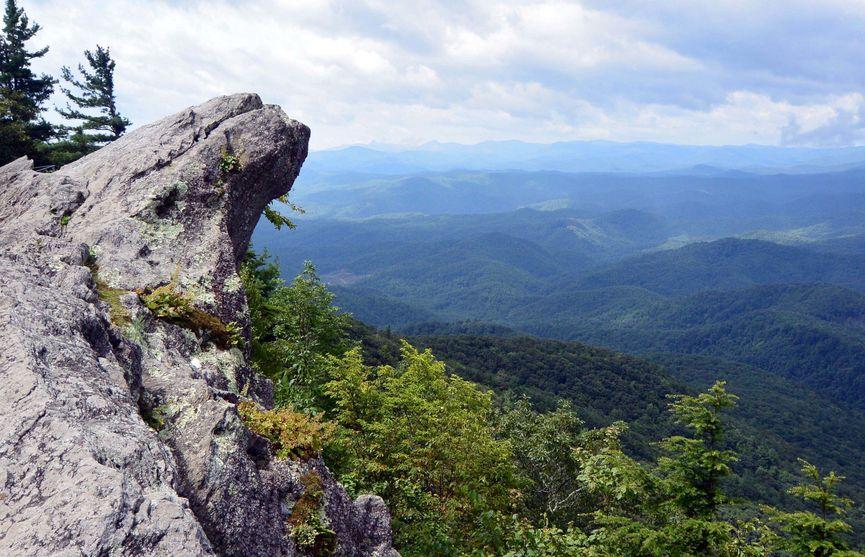 The Town of Blowing Rock's Namesake