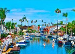 Naples area in Long Beach