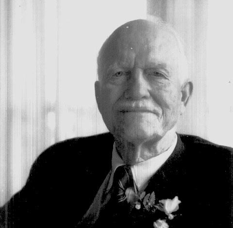 Russell Jones portrait