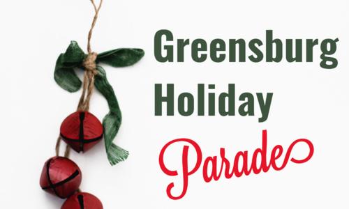 Greensburg Holiday Parade