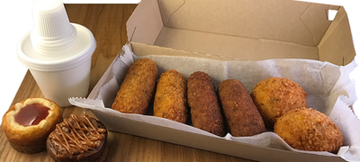 Miami's First Croqueta Bar Opening in Westchester