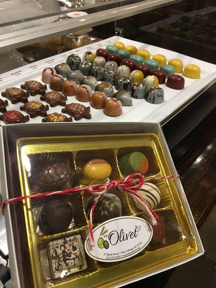 Handmade Chocolate Trufffles