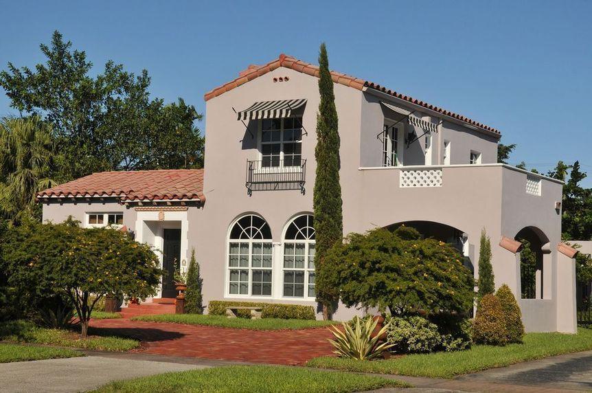 Miami Springs in Miami-Dade County, Florida