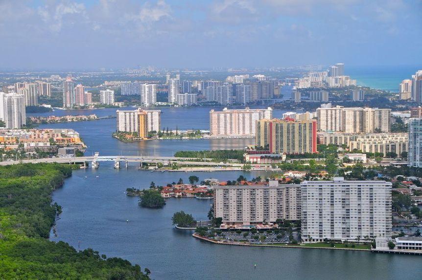 Bal Harbour in Miami-Dade County, Florida