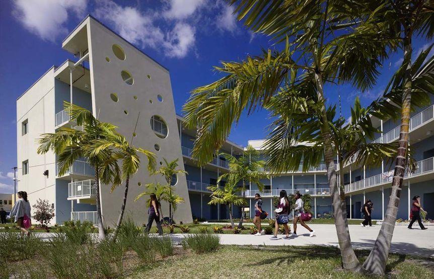 Hialeah in Miami-Dade County, Florida