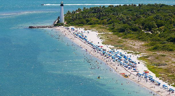 Key Biscayne in Miami-Dade County, Florida