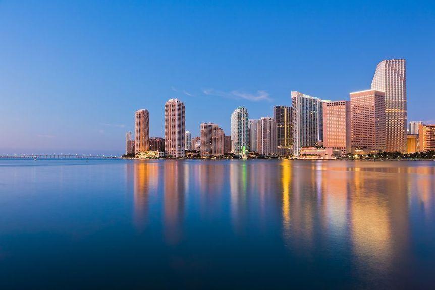 Miami Gardens in Miami-Dade County, Florida