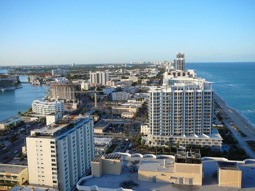 North Bay Village in Miami-Dade County, Florida