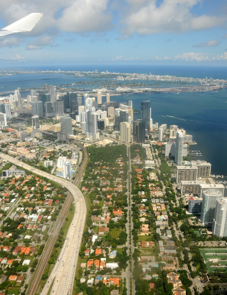 Opa Locka in Miami-Dade County, Florida