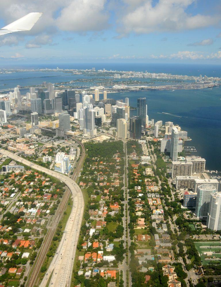 Opa Locka in Miami-Dade County, Florida