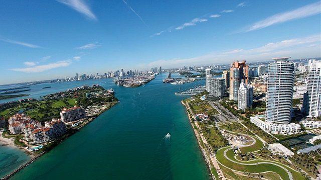 South Miami in Miami-Dade County, Florida