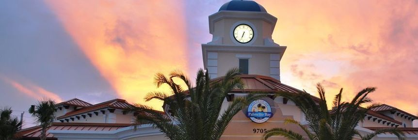 Palmetto Bay in Miami-Dade County, Florida