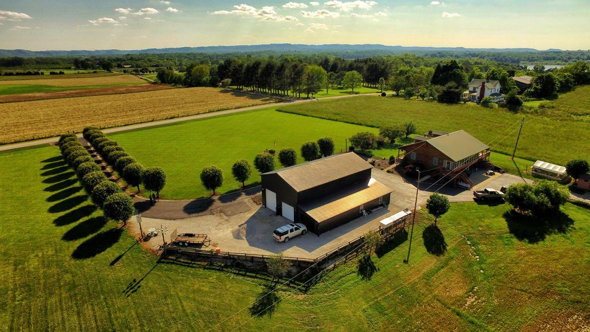 Tennessee Sales Tax Calculator >> Western Red Cedar house on 11 acres - bluegrassteam
