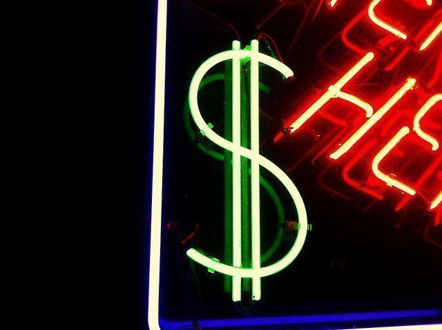 Dollar Sign 7