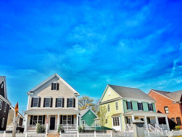 New Home Sales Surge In February