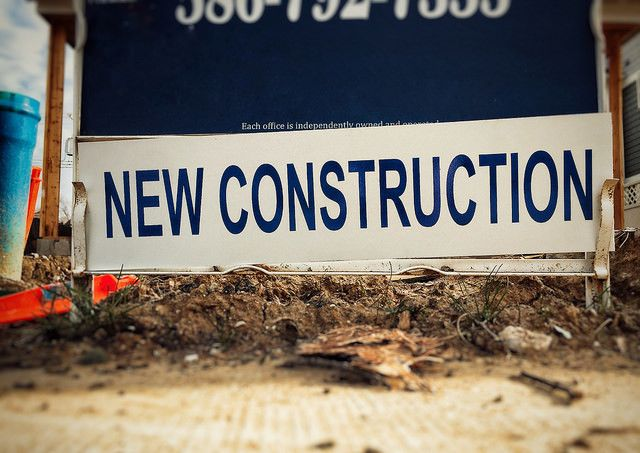 Builders Have Confidence In New Home Market