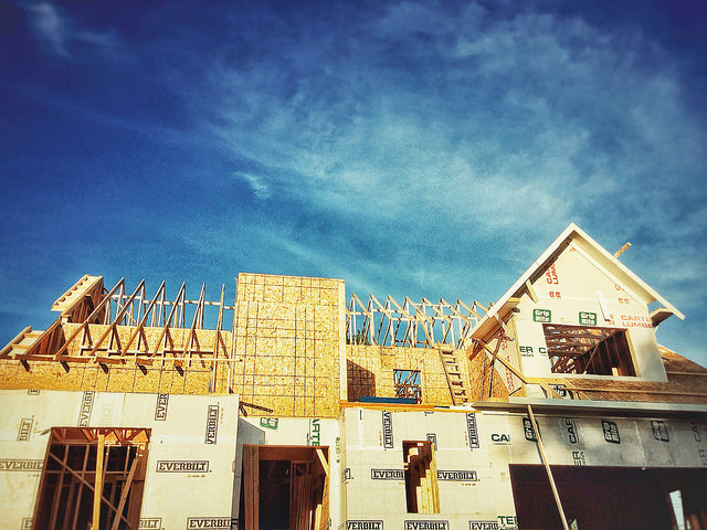 New Home Construction Nears Post Recession High