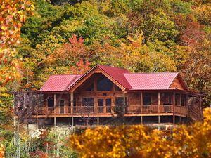 Finsihed Cabin