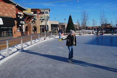 Erie Ice Skating
