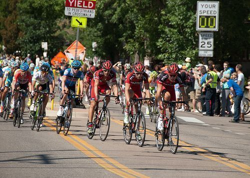 Boulder Pro Bicycle Race