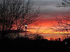 Longmont Sunset