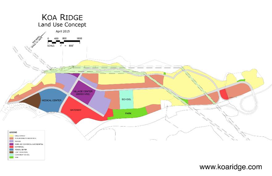 koa ridge