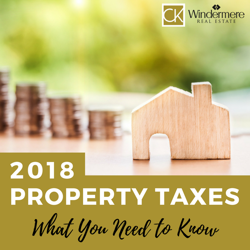 2018 Property Taxes - What You Need to Know