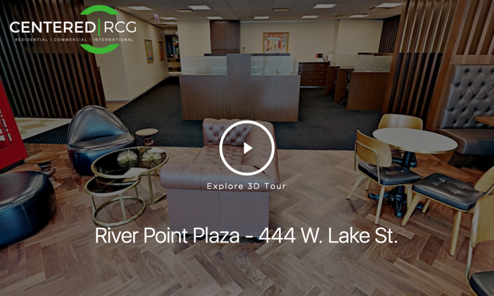 Premium office space offered by Servcorp in Chicago.