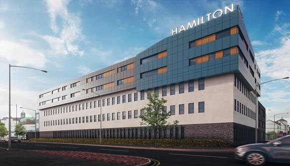 Hamilton Hub - Liverpool 1