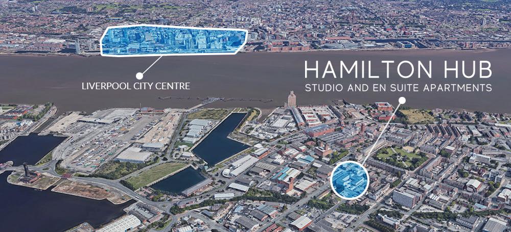 Hamilton Hub - Liverpool 6