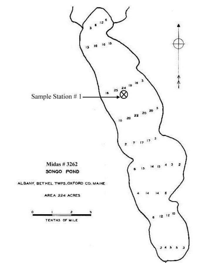 songo-pond