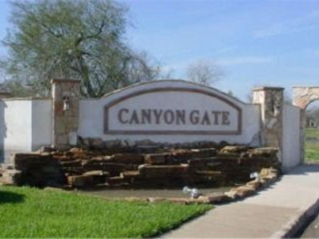 Canyon Gate