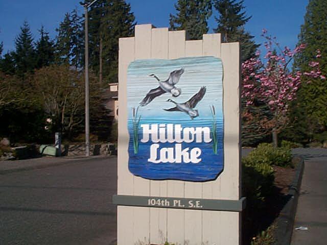 Hilton Lake - Everett