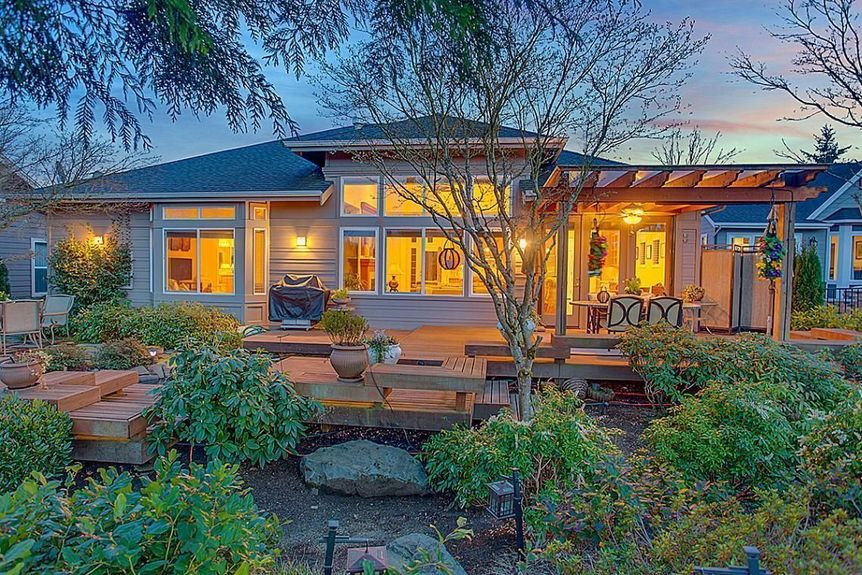 New Homes In Redmond Ridge Wa