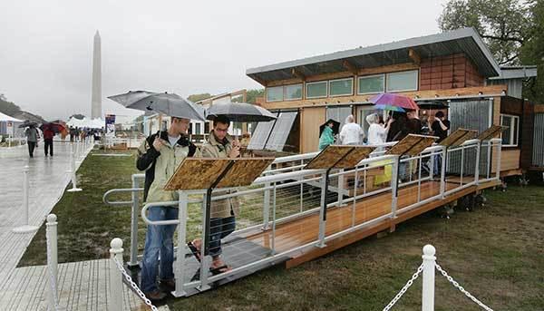 WSU Solar Home 2005