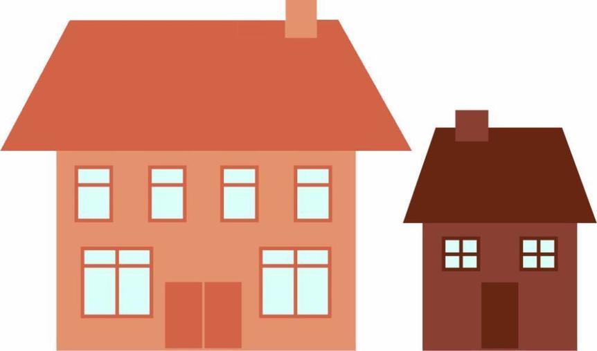 big house little house