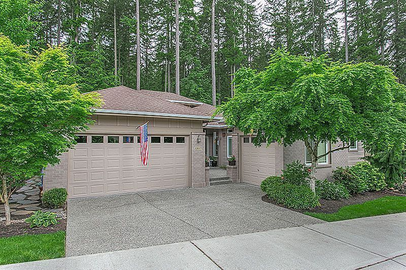 Trilogy at Redmond Ridge Hemlock Floorplan Resale