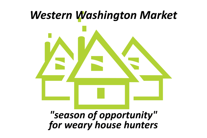 Season of Opportunity for weary house hunters
