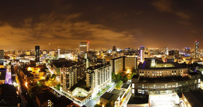 Birmingham Alabama real estate image