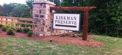 KIRKMAN PRESERVE HOOVER ALABAMA HOMES FOR SALE