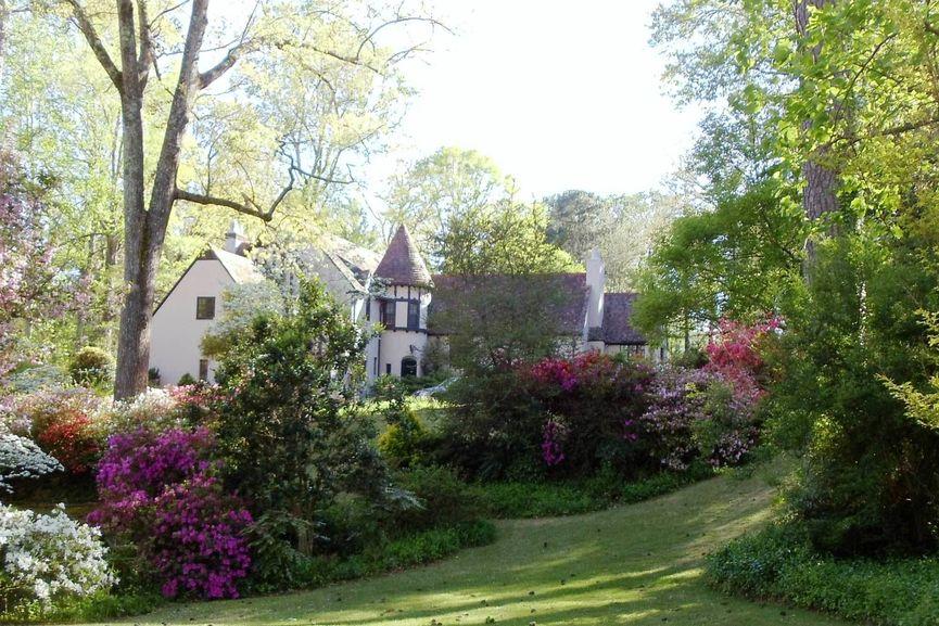 Mountain Brook fairytale castle image