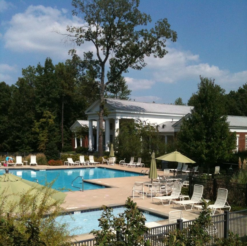 The Preserve Hoover AL Pool image