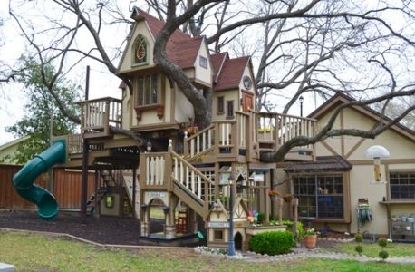 treehouse Dallas